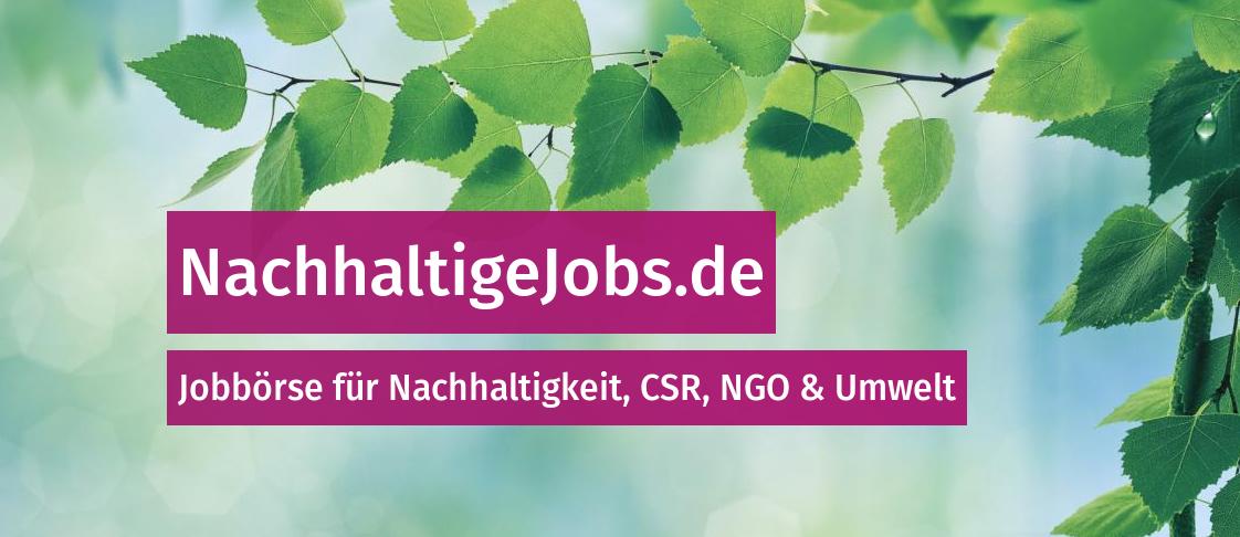 Ngo Jobs Nachhaltigejobs De